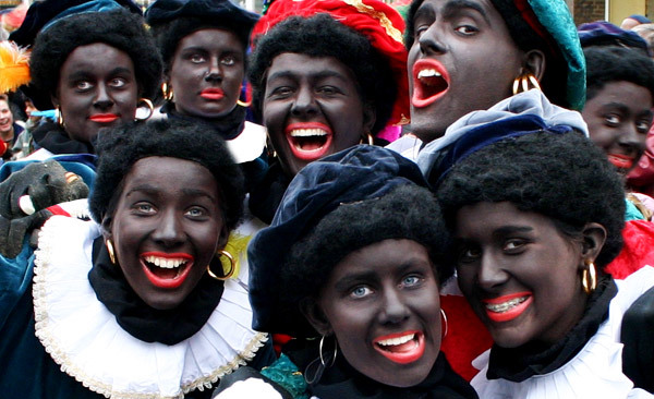 the dutch christmas festival in the netherlands - Black People Christmas