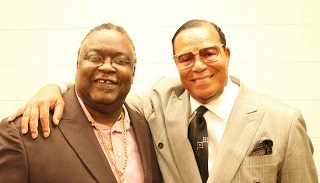 dr. f. keith slaughter_louis farrakhan